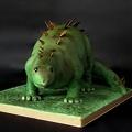 Gâteau Stégosaure