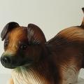 Gâteau- chien 3D