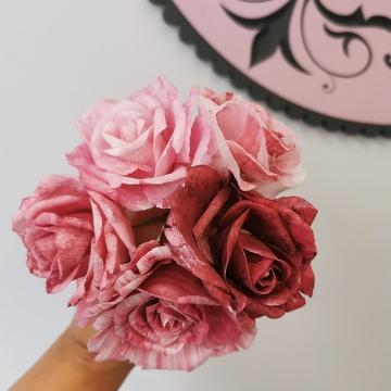 Roses en wafer paper