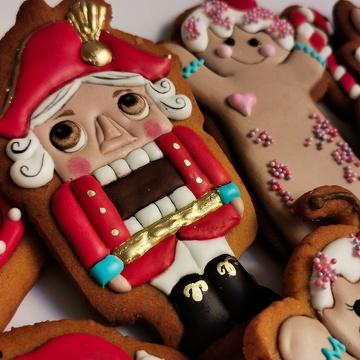 Biscuits décorés