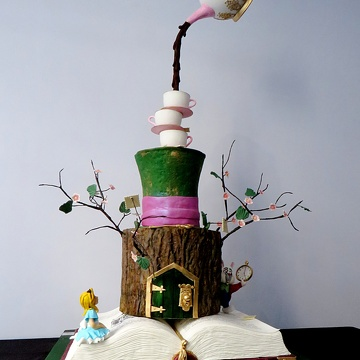 Galina Ecole Cake Design