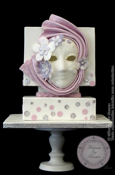 Piece Montee Venise Gateaux Sur Mesure Paris Formations Cake