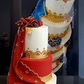 Formation Wedding Cake