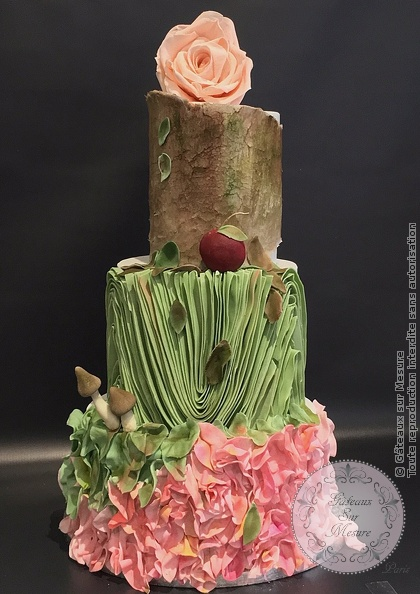 Formation Wedding Cake 5 Jours Gateaux Sur Mesure Paris